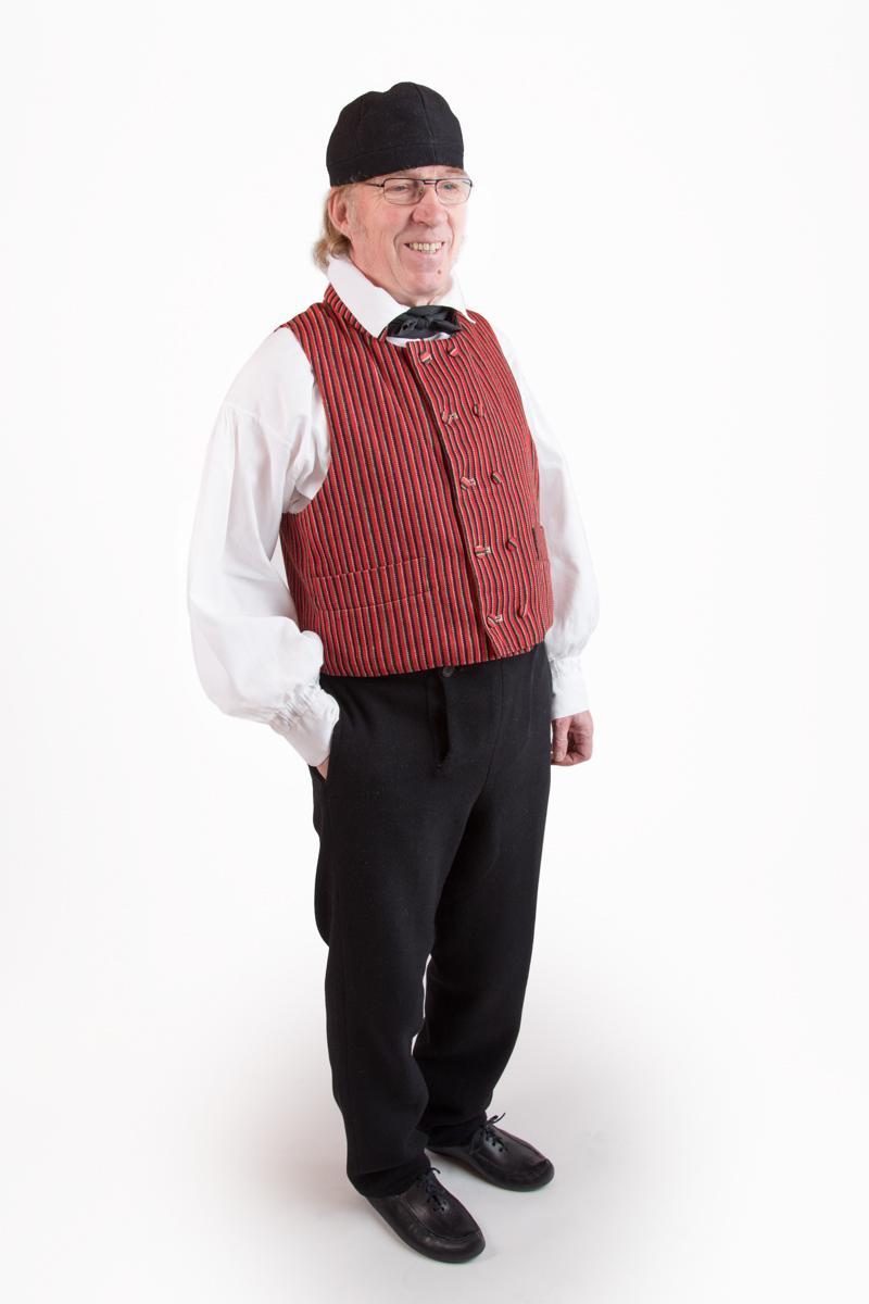 Elimäen miehen puku
