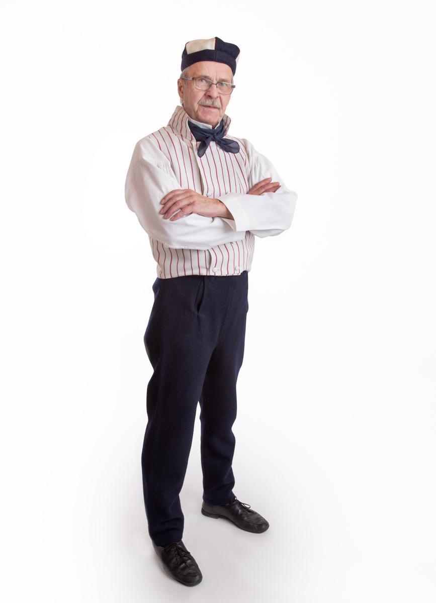Kuopion seudun miehen puku