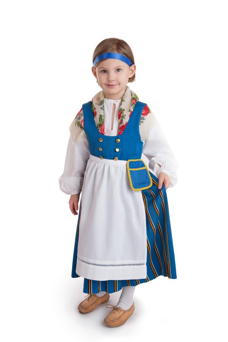 Munsalan tytön puku
